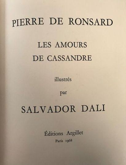 Pierre de RONSARD (1524-1585) Les amours...