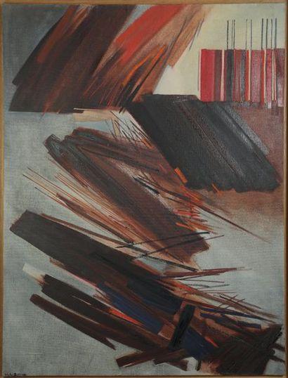 Huguette Arthur BERTRAND (1922-2005)  Pascht...