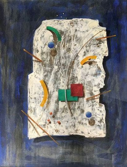 Jorge OTERMIN AGUIRRE (né en 1947)  Composition...