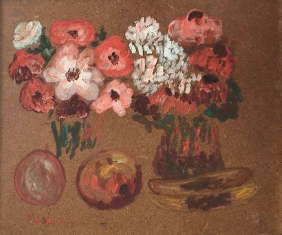 VOSCO (Ecole du XXème siècle)  Bouquets de...