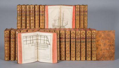 DIDEROT et D'ALEMBERT. ENCYCLOPÉDIE, ou Dictionnaire...