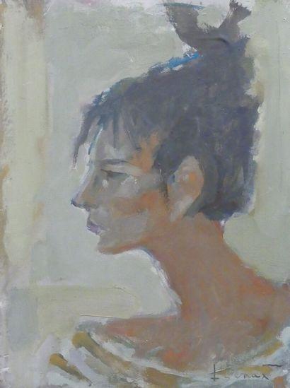 Félix DENAX (1936-1999) (élève de Bergougnan)...