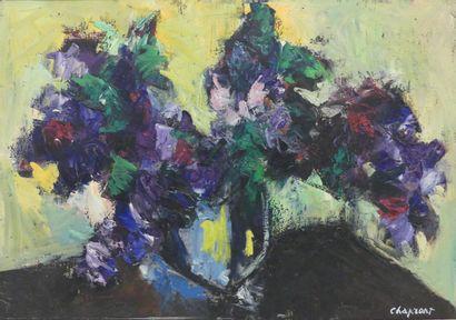 Geneviève CHAPRONT (1909 - ?)  Bouquet de...
