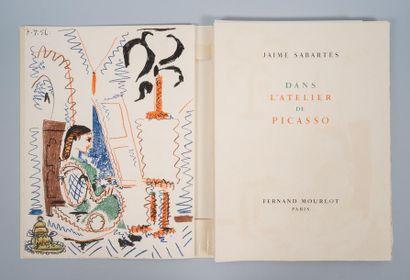 SABARTÈS (Jaime). Dans l'atelier de Picasso....