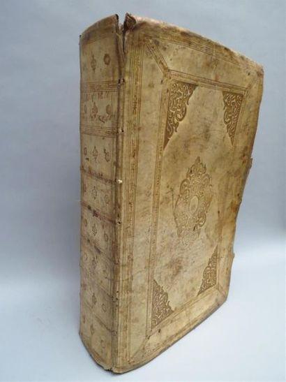 [ATLAS]. MERCATOR (Gerard) HONDIUS (Jodocus). Atlas sive cosmographicae meditationes...