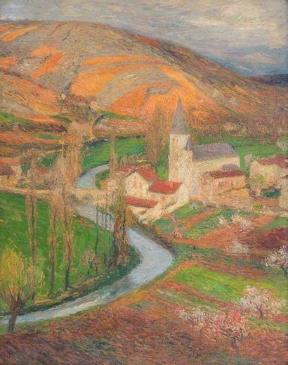 Henri MARTIN (1860-1943) Labastide-du-Vert...