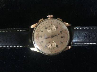 CHRONOGRAPHE SUISSE Montre chronomètre en...