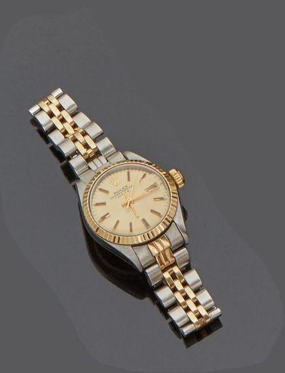 ROLEX Oyster Perpetual Date  Montre bracelet...
