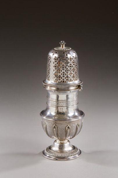 GRENOBLE 1722 - 1726  Saupoudroir à baïonnette...