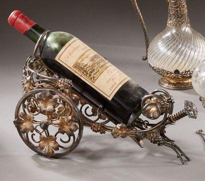 CAILAR BAYARD Chariot à décanter XIXe siècle...