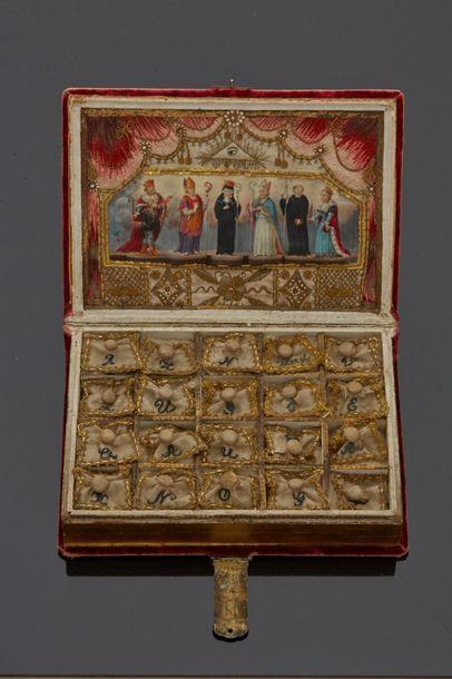 Reliquaire de sainte WALBURGE (env. 710 -...