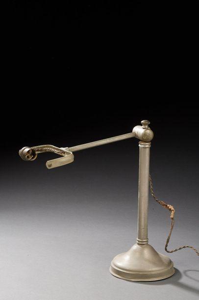 MONIX  Lampe de bureau en métal anciennement...
