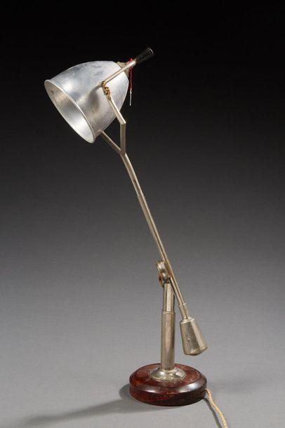 Lampe Buquet (Balancier à bras rétractable)...