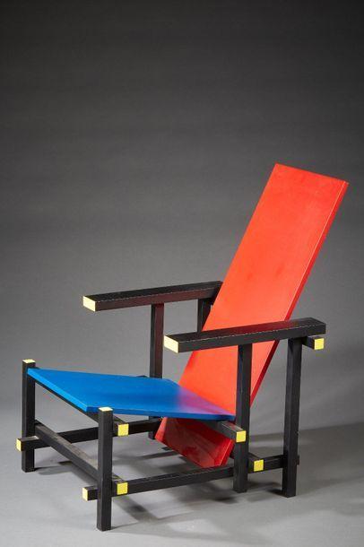 Gerrit Rietveld (1888-1964) d'après  Red...