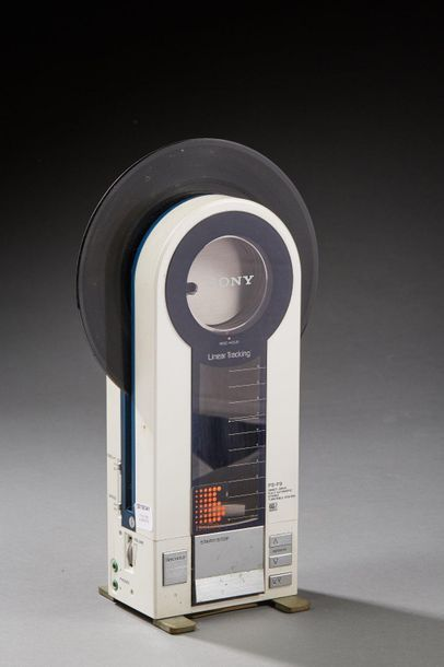 SONY PS-F9  Tourne-disques vertical 45 et...