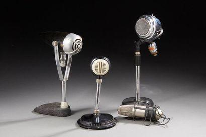 Ensemble de quatre micros:  Behringer B-1...