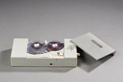Crouzet MP300/1 Magnétophone à bande.