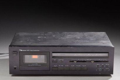 NAKAMICHI 480  Lecteur de cassette.  (Traces...
