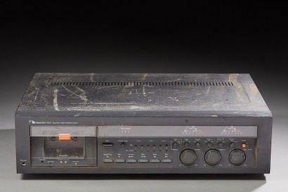 NAKAMICHI Lecteur cassette.  (Mauvais ét...