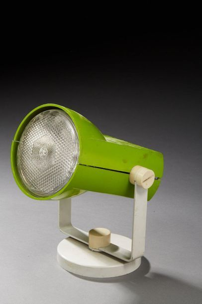 LITA Editeur  865  Applique en métal vert...