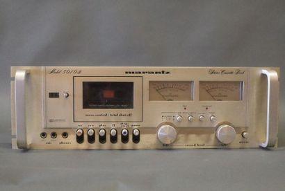 MARANTZ 5010-B  Lecteur de K7