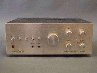 HARMAN KARDON  Amplificateur A.401