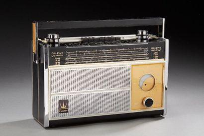 Poste de radio PYGMY FM Super 2001