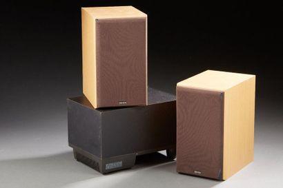 Altec Lansing computer speaker  Joint une...