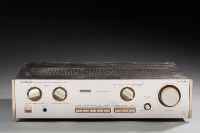 LUXMAN L-190A Circuit Duo-B Amplificateu...