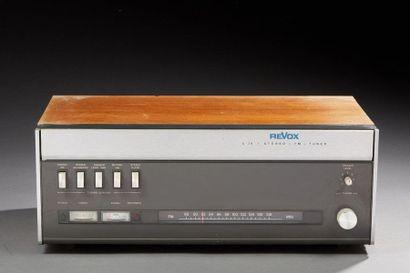 REVOX A76 Stereo FM Tuner