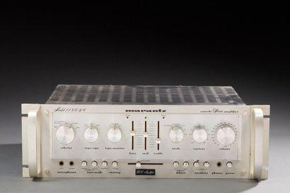 MARANTZ Amplificateur 1180 DC  (Trace de...