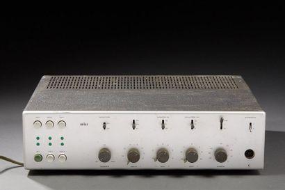BRAUN CSV 1000 - Amplificateur.  (Usures...