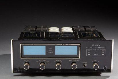 MCINTOSH amplificateur MC 2125.  (110 V....