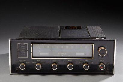 MC INTOSH MR78  FM Tuner  (110 V.)