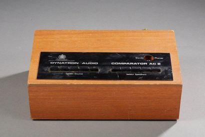Dinatron Audio  Sélecteur de sources