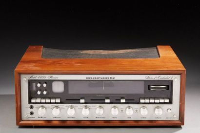MARANTZ 4400 Stereo and Quadradial AM/FM...