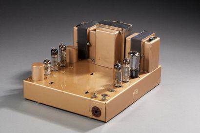 LEAK Stereo 20 amplificateur à lampes avec...