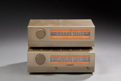 QUAD FM3 Tuner et QUAD AM3 Tuner. Ony joint...