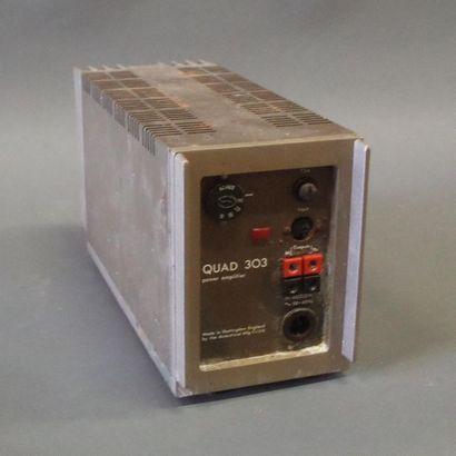 QUAD 303  Amplificateur  (Oxydation)