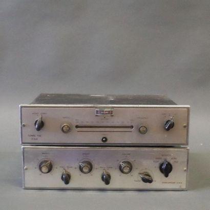 E.N.S Ampli / préampli 25 watts et un Tu...