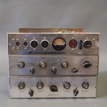 E.N.S ampli / préampli 15 watts  ampli /...