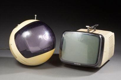 JVC Nivico téléviseur boule modèle 3240FT....