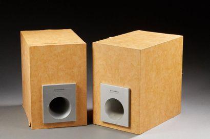 PIONEER 3D speaker S-L7  Paire de caissons...