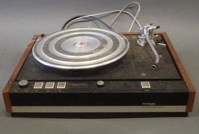 Thorens TD 126 MKII ELECTRONIC  (accidenté,...