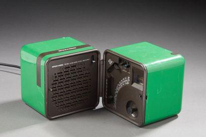 Radio BRION VEGA TS502 Vert  Poste de radio...