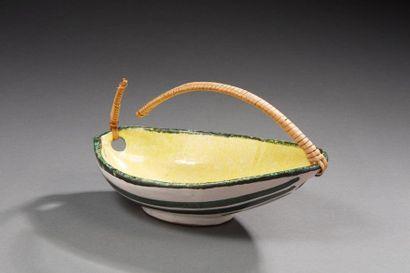 Robert Picaud (1922-2006)  Coupe navette...