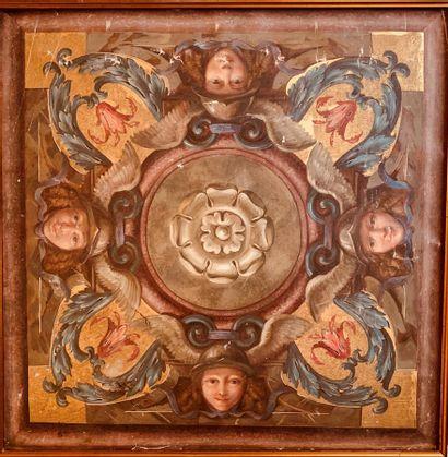 Ecole ITALIENNE dans le goût du XVIIe siècle...