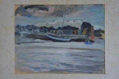 Philippe DAUCHEZ (1900 - 1984)  [BRETAGNE]...