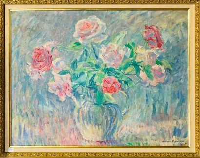William MALHERBE (1884-1951)  Bouquet de...