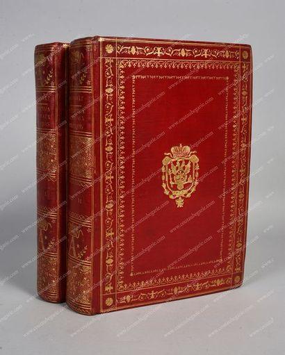 BIBLIOTHÈQUE DE L'EMPEREUR ALEXANDRE Ier...